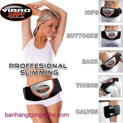 máy massage Vibro Shape