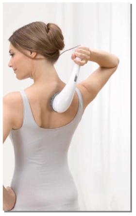 hình ảnh máy massage beurer MG21