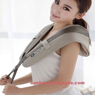 Sử dụng đai massage cổ vai gáy PL908