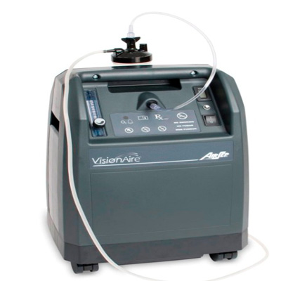 Máy tạo Oxy 5 lít có đo SPO2 - Airsep USA