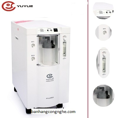 Máy tạo Oxy 3 lít Yuyue 7F-3