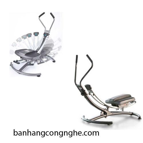 cơ chế chuyển động của máy tập cơ bụng Ab glider