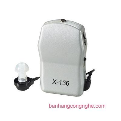 máy trợ thính có dây đeo Axon X-136