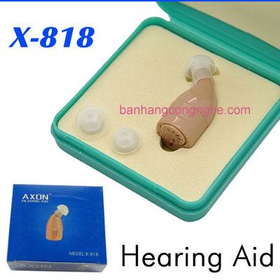 Máy trợ thính không dây Axon X818