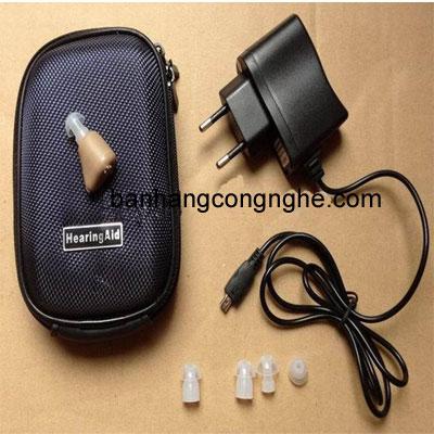 máy trợ thính có sạc pin Axon K88