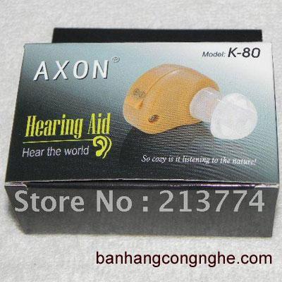 máy trợ thính Axon K80
