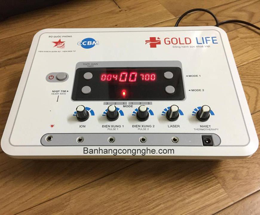 Máy vật lý trị liệu đa năng Goldlife gl16