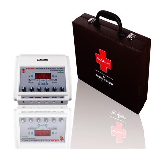 máy vật lý trị liệu doctor home dh14