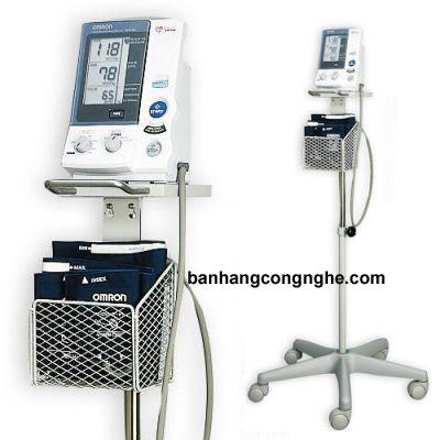 máy đo huyết áp bắp tay Omron Hem-907 - 6