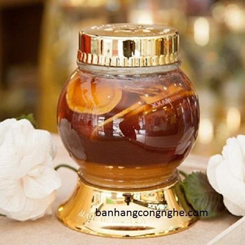 nhân sâm tẩm mật ong cao cấp Hàn Quốc