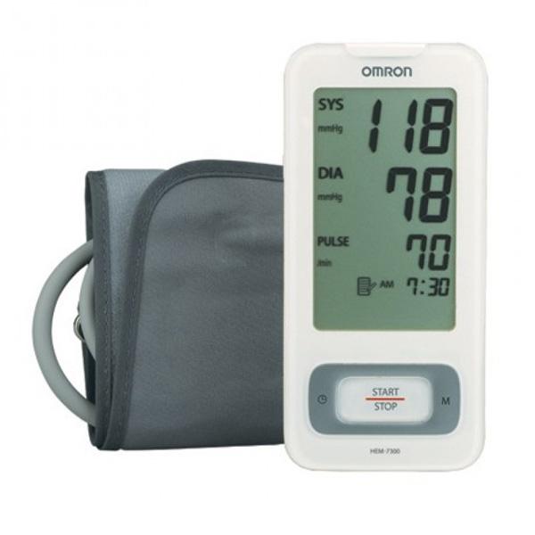 Máy đo huyết áp bắp tay Omron Hem 7300