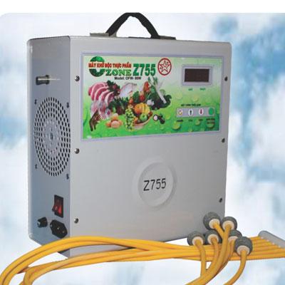 máy khử độc Ozone Z755 công nghiệp