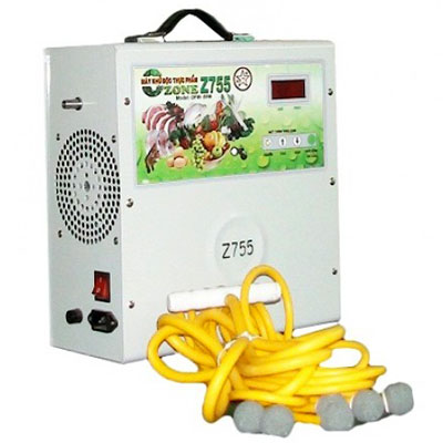 máy khử độc Ozone công nghiệp Z755