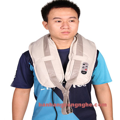 đai massage Neck and Shoulder PL-908