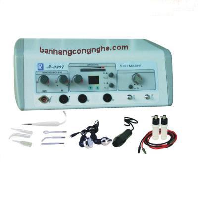 máy massage thẩm mỹ làm đẹp da 5 chức năng Radium 3397