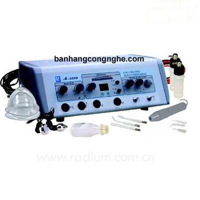 máy massage thẩm mỹ chăm sóc da 6 trong 1 Radium M3399