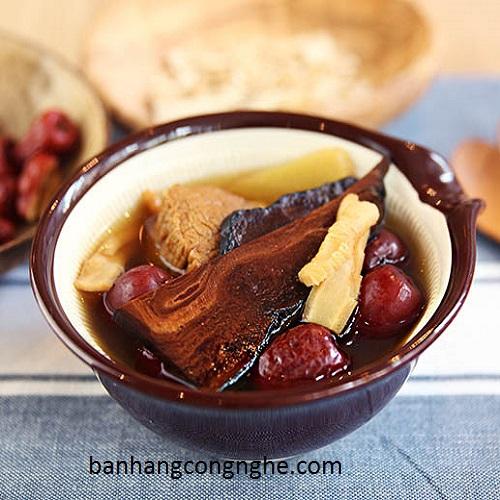 soup linh chi