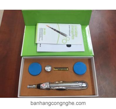 bút châm cứu và máy dò huyệt trị liệu w912
