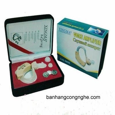 máy trợ thính đeo vành tai Xingma XM-909E