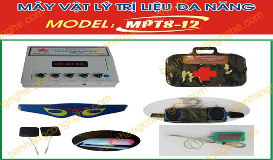 máy vật lý trị liêu đa năng MPT8-12